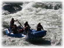 Oregon Rafting and White Water Fun