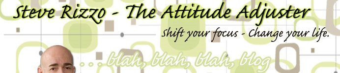 Steve Rizzo Motivational Keynote Speaker - The Attitude Adjustor