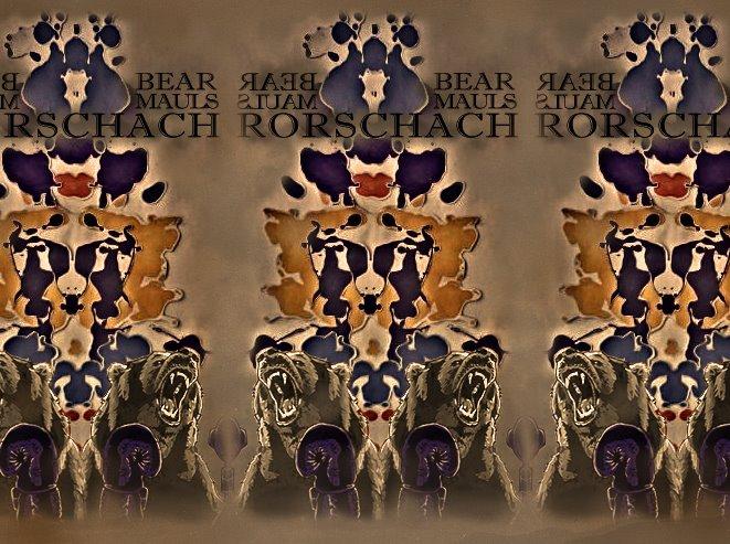 Bear Mauls Rorschach