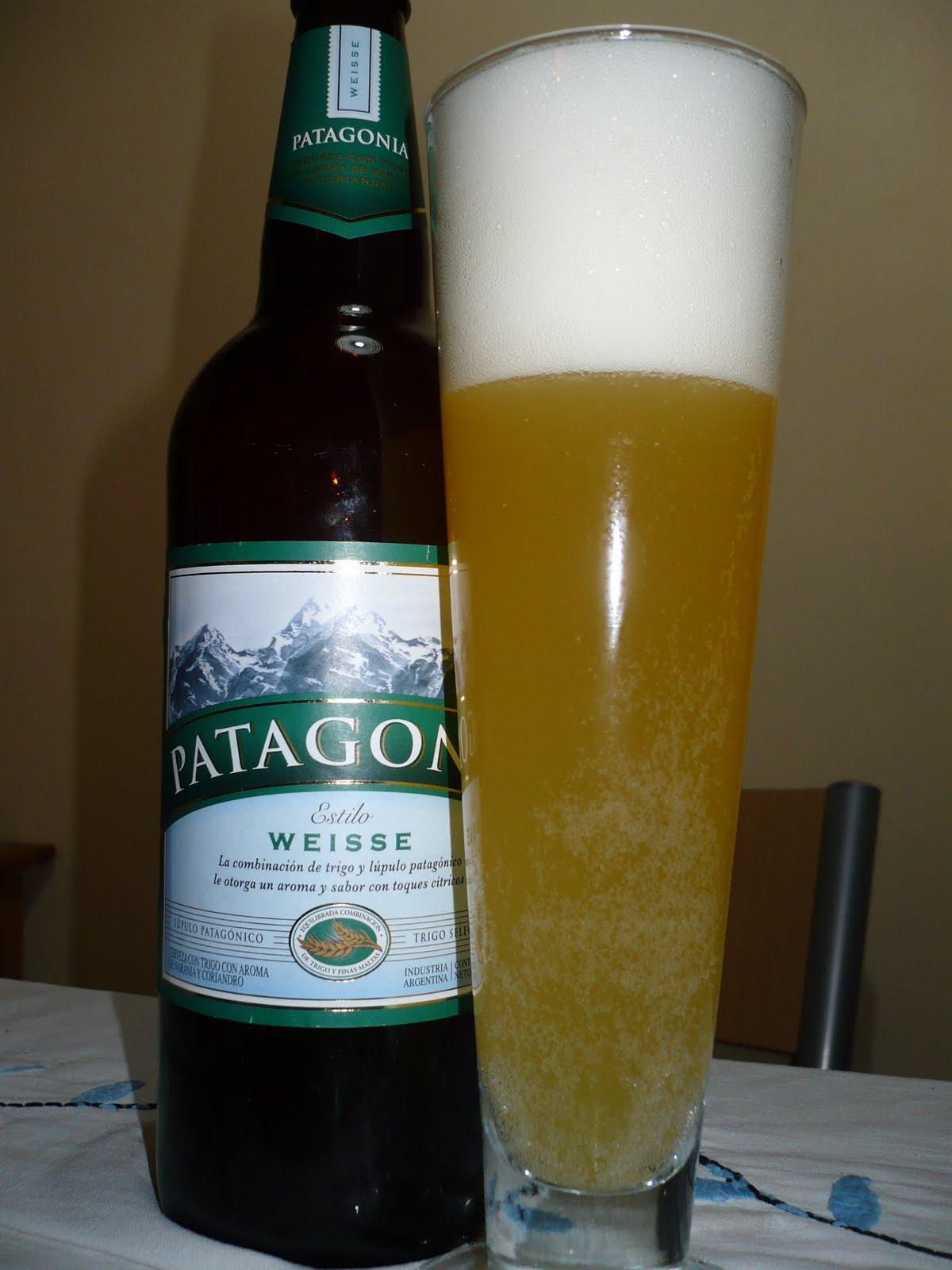 Cervezas Del Mundo Quilmes Patagonia Amber Lager Weisse