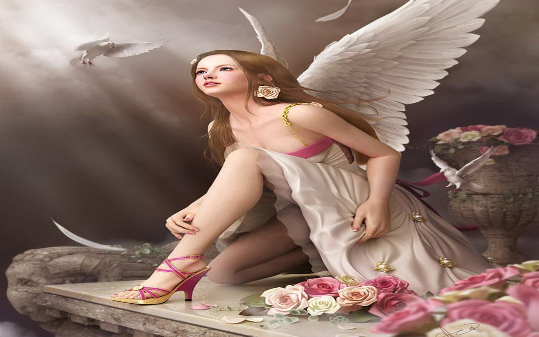 Can not Beautiful fantasy angels similar