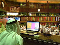 Union of Arab Stock Exchanges - many cities and countries of the Middle East and Northern Africa