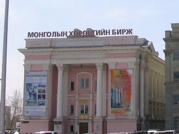 Mongolian Stock Exchange (Mongolian: Монголын Хөрөнгийн Бирж/Mongolyn Khöröngiin Birj)