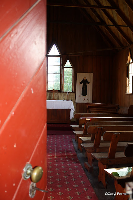 Interior of St Francis, Bideford