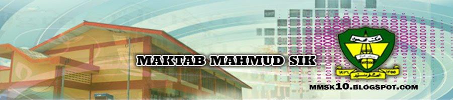 Maktab Mahmud Sik