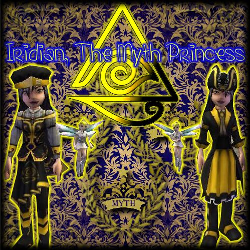 Iridian, The Myth Princess