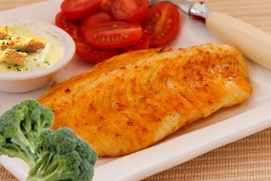 Healthy pan fried tilapia fish recipe by alwayswinner786 for Is fried fish healthy