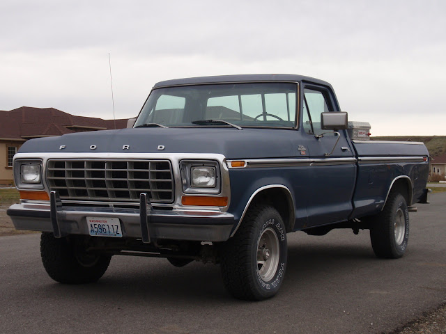 79 Ford F150  1979 Ford F 150