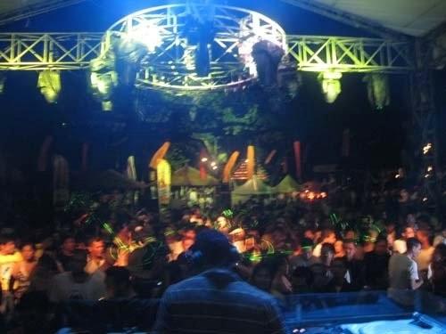 Double Six Night Club Seminyak Bali Closed