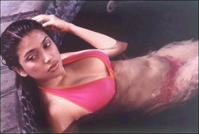 Indonesian Sexiest Actress in Bikini