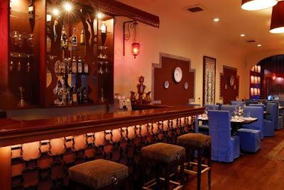 Jakarta100bars nightlife reviews best nightclubs bars for Ali baba fine lebanese cuisine