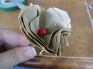 Recycled Paper Flower Tutorial