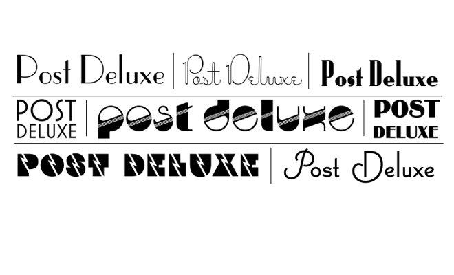 {Post Deluxe}