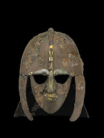 Sutton Hoo Helmet, 7th century AD, Suffolk, England. This iconic object from the origins of English history reveals the story of how the first English kings were always part of a larger European community. © The Trustees of the British Museum