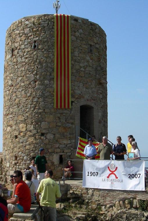VIII Trobada al Castell de Burriac (2007)