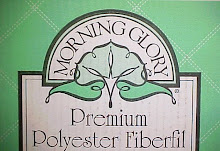 MORNING GLORY PREMIUM FIBER FILL