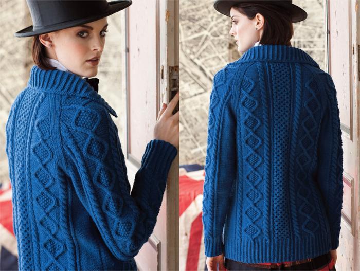 Knit Cardigan Patterns from Knitting Daily: 7 FREE Knitting Patterns