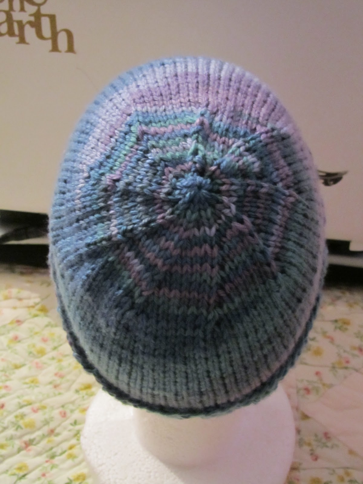 Easy Knitted Hat Patterns For Beginners : BEGINNER HAT PATTERNS - FREE PATTERNS