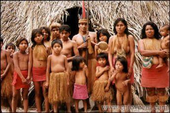 indigenas en el uruguay: