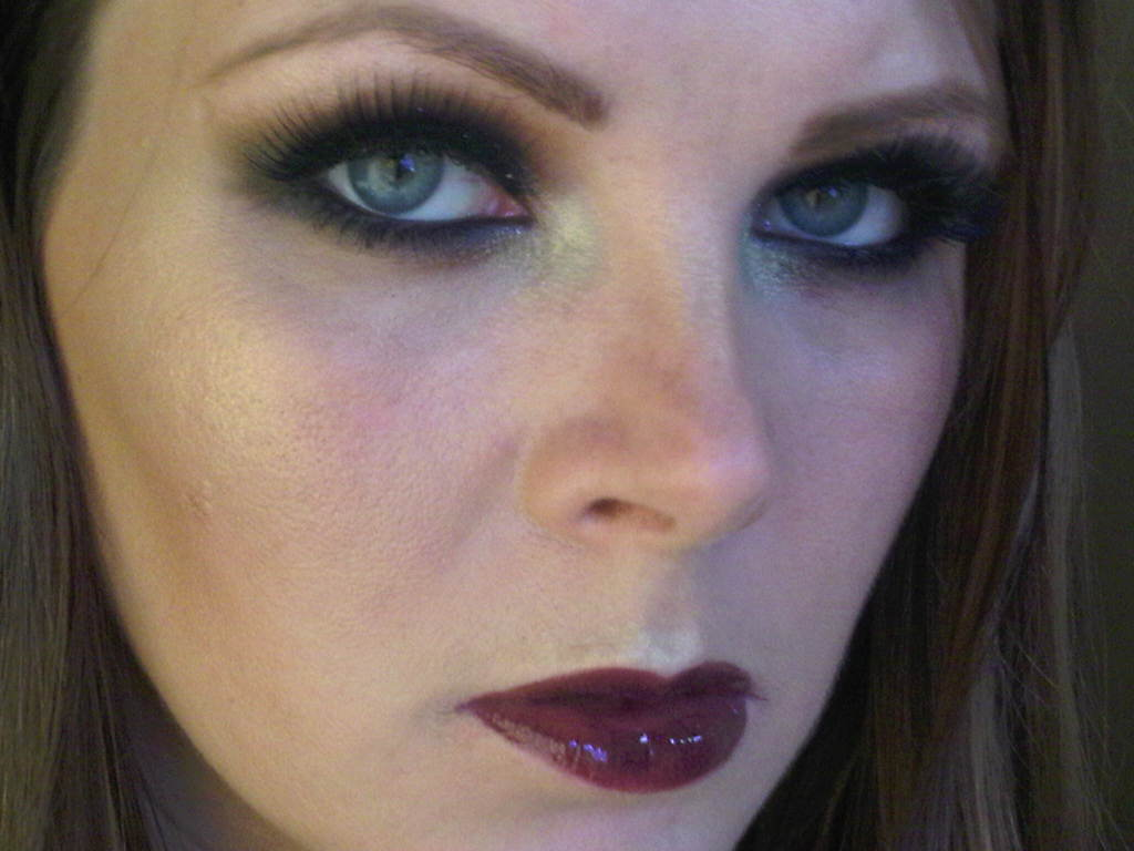 Makeup mummy: Christmas and new year inspired makeup looks x