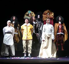 NUOVO SPETTACOLO / le prove  domenica 6 aprile ore 10.00- teatro di castello