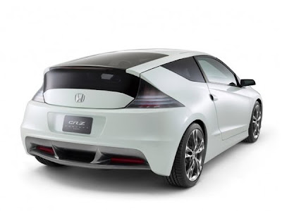 2009 Honda Cr Z Concept. of Honda CR-Z Concept 2009