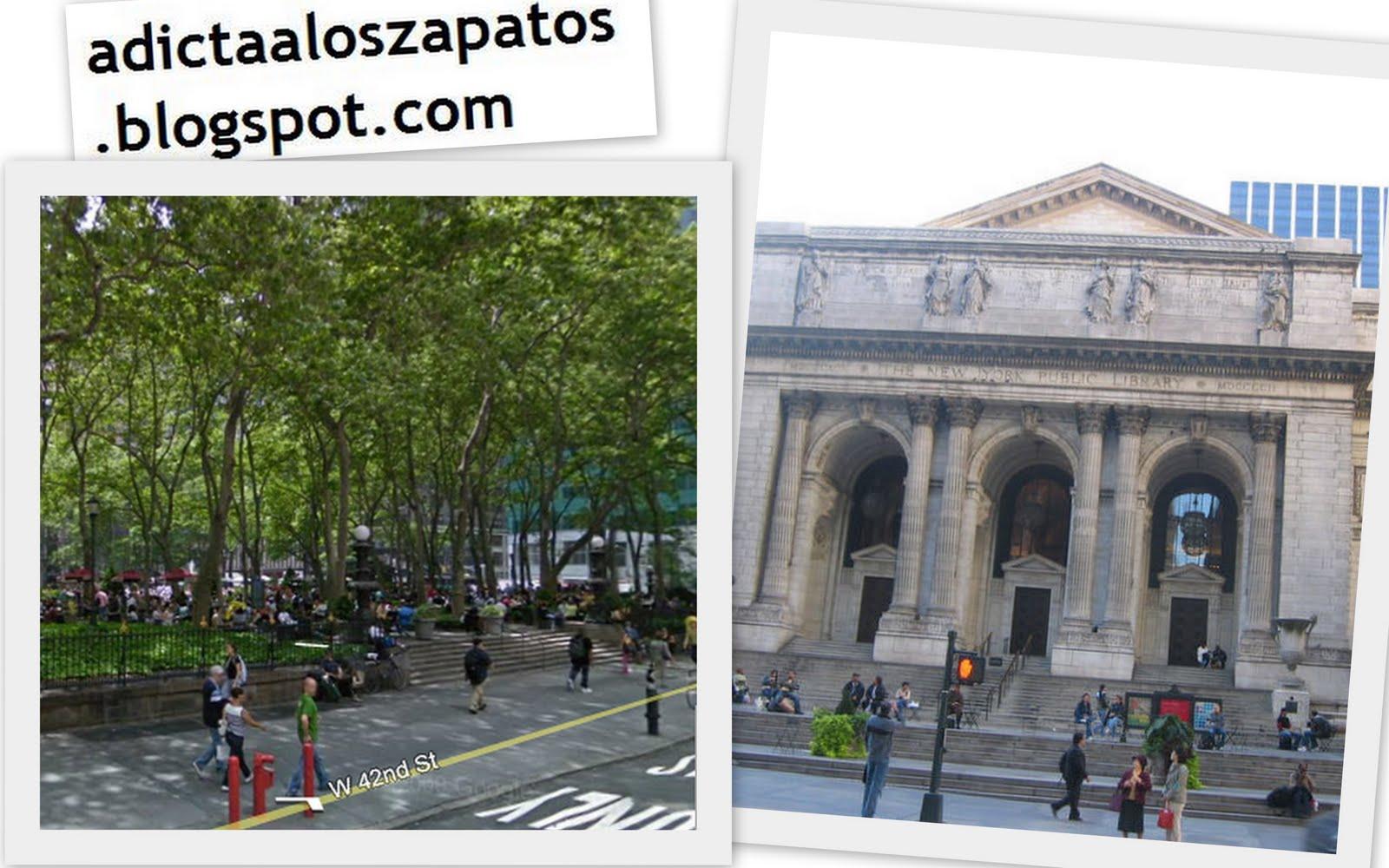 Adicta a los zapatos: Adicta a los zapatos en Nueva York