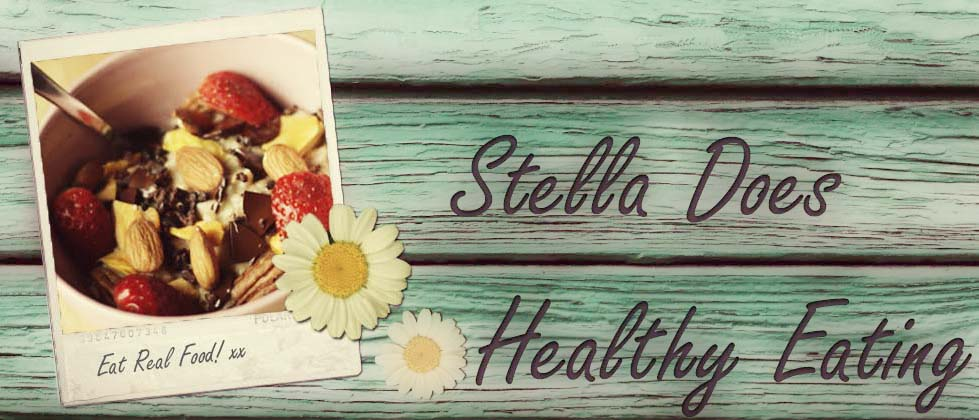 Stella Does Healthy Eating