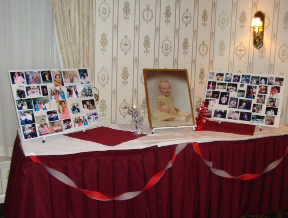 A Surprise 40th Birthday Party