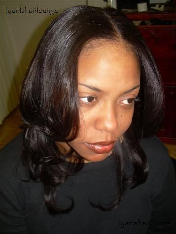 Lace Front Sew in Weave with Closure