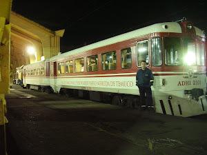 Temuco_Tren Museo