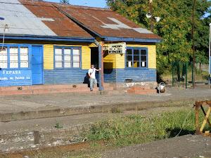 San Rosendo_Estación