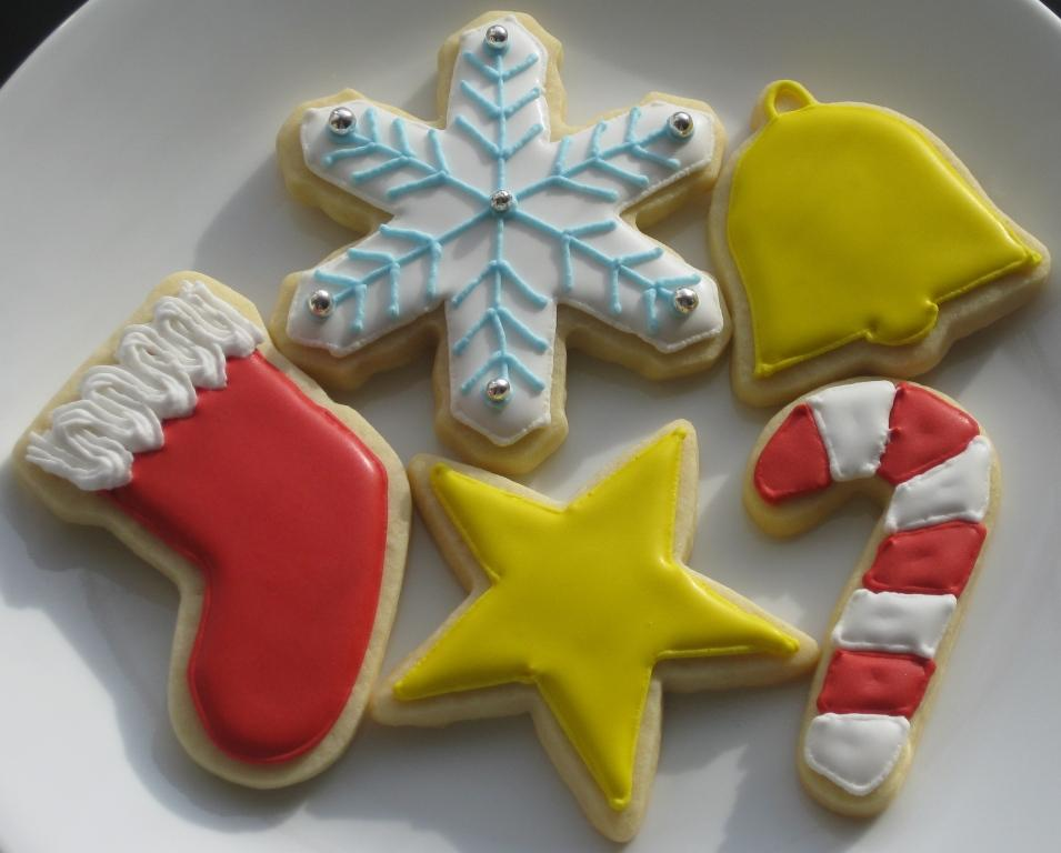 Blog More Holiday Cookies