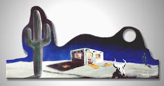 pintura Burity - Série México - 02