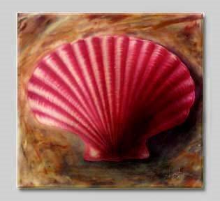 imagem - pintura - acrílica sobre tela