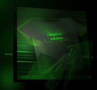 digital imagem - teste digital vítima