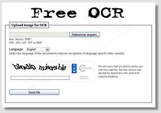 Imagem - OCR conversore - exemplo