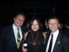 Con Serge Dubs (Mejor Sommelier del Mundo 1989)