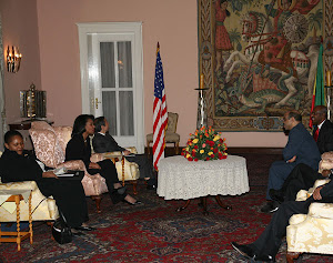 US-Ethiopia Relations in Action