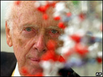 James Watson and the Double Helix