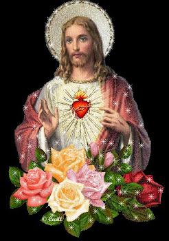 SAGRADO CORAÇÂO DE JESUS EU COMFIU EM VOZ!!