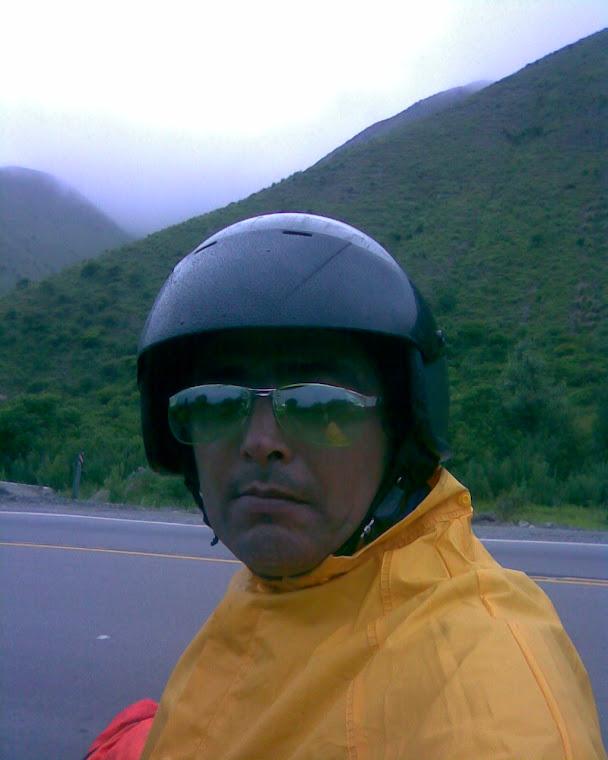 Cuesta de Barzena Quebrada de Humahuaca
