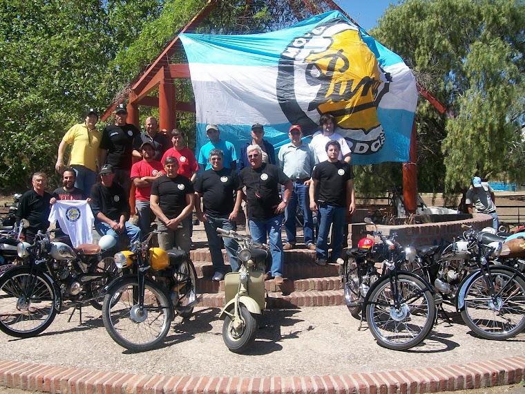 FOTO DEL MOTOCLUB PUMA