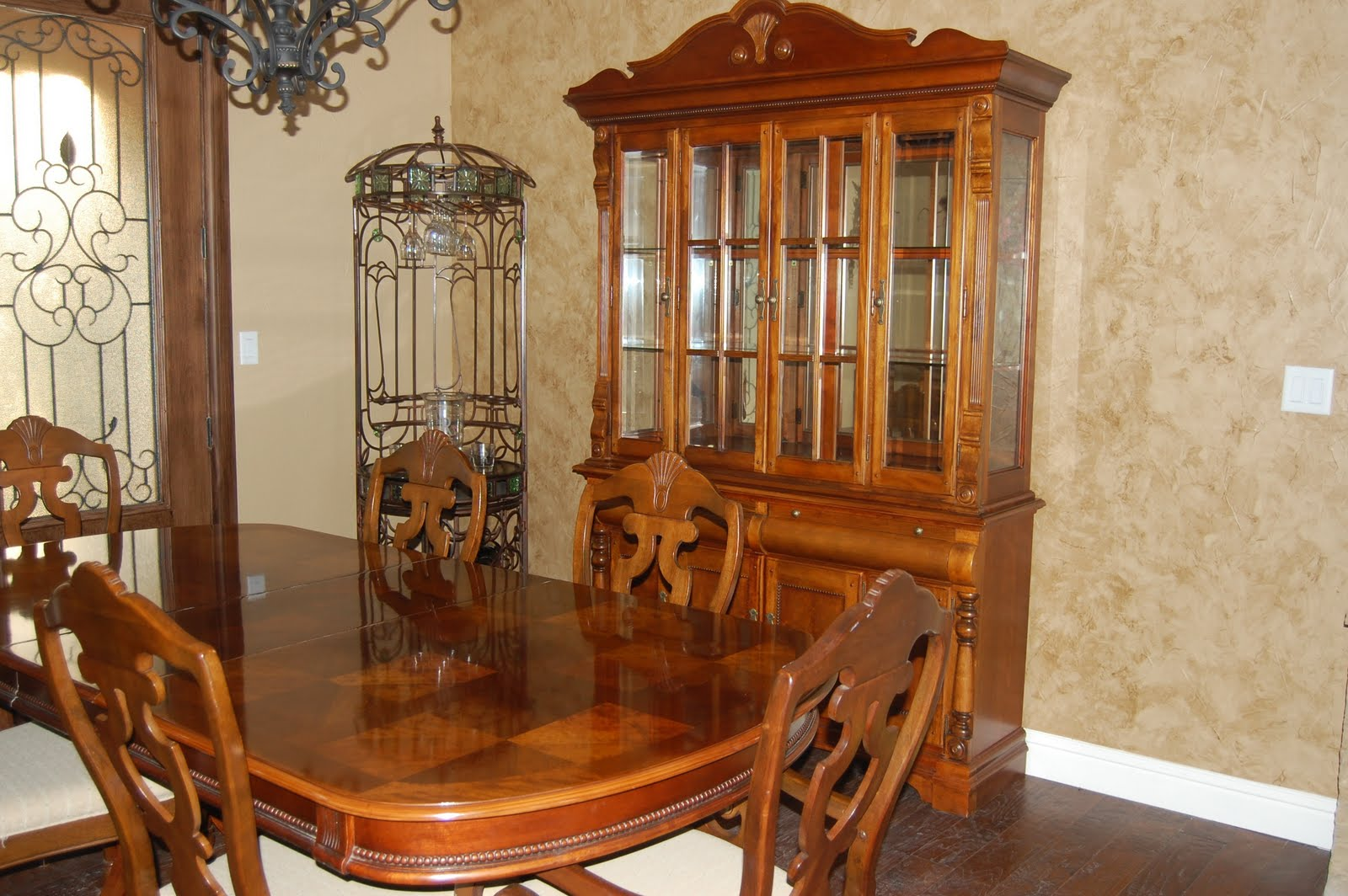 make my country house a home my new dining room furniture