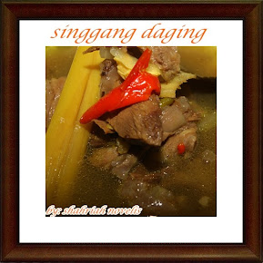 SINGGANG DAGING