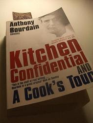 Anthony Bourdain's tales of life as a trainee chef