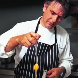 Raymond Blanc of Le Manoir Aux Quat'Saisons