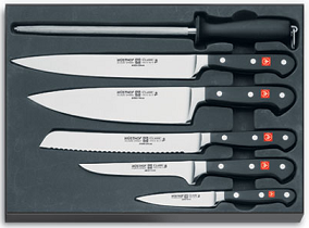 Chef's knives from Wüsthof