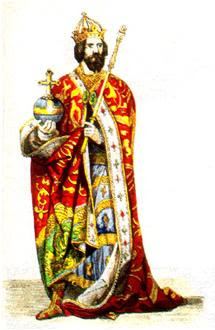 Charlemagne - King of the Franks and ruler of Western Europe from 768 to 814