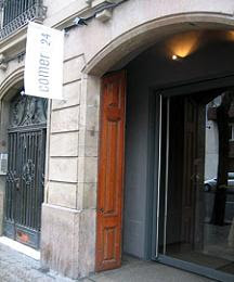 Comerç 24, Barcelona, Catalunya, Chef/Patron Carles Abellan